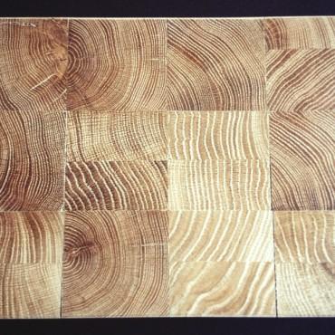 Passion Bois planche-à-decouper-dessous-de-plat-en-chêne-massif-dessous