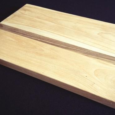 Passion Bois planche-a-decouper-hetre-+-noyer